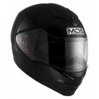 Casco moto modulare Mds by Agv MD200 Mono nero