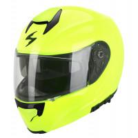 Casco modulare Scorpion Exo 3000 Air giallo neon lucido