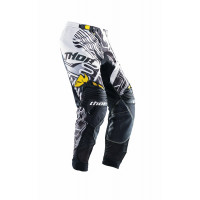 Pantaloni cross Thor Core Fusion giallo