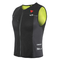 Gilet Air Bag donna Dainese D-Air Smart Jacket Lady Nero