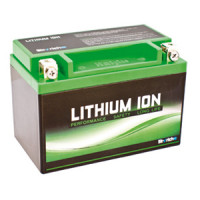 Batteria moto Skyrich Lithium Ion super leggera e compatta