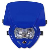 Portafaro monocolore UFO Panther Blu