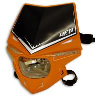 Portafaro Ufo Plast Stealth Monocolore arancio