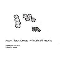 GIVI D4111KIT Kit di attacchi specifico per 4111DT