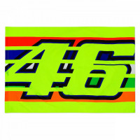 Bandiera VR46 46 STRIPES Multicolor