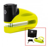 Kit bloccadisco e reminder Befast L diametro 10mm Giallo