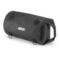 Borsa rullo da sella o portapacchi impermeabile Givi Easy-T Range 30lt nero