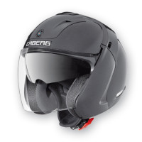 Casco jet Caberg Downtown S BT NL Gunmetal