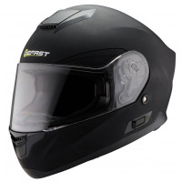 Casco integrale Befast Road Runner Nero opaco