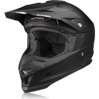Casco cross Acerbis Profile 4 Nero opaco