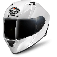 Casco integrale Airoh Valor Pinlock Ready Color bianco lucido