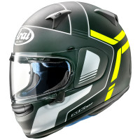 Casco integrale ARAI PROFILE-V TUBE in fibra Giallo Fluo