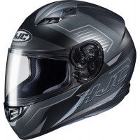 Casco integrale HJC CS-15 TRION MC5SF Nero grigio
