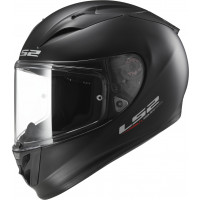 Casco integrale LS2 FF323 Arrow R EVO in fibra Nero Opaco