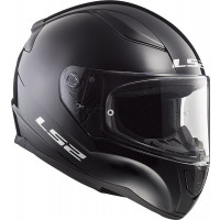 Casco integrale LS2 FF353 RAPID SINGLE MONO Nero lucido