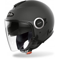 Casco jet Airoh Helios Color Antracite