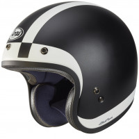 Casco jet Arai FREEWAY CLASSIC HALO in fibra Nero