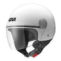 Casco jet Givi 10.7 Mini-J Solid Colour Bianco