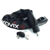 Catena con allarme Kovix KCL8 120 d 80mm L 1200mm