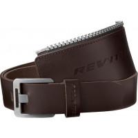 Cintura di connessione in pelle Rev'it Safeway 30 per giacca e jeans Marrone