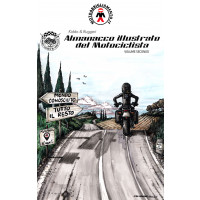 Libro Almanacco Illustrato del Motociclista volume secondo