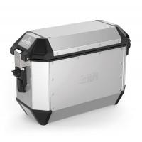Coppia di valigie laterali monokey Givi ALA36APACK2 TREKKER ALASKA 36 litri in alluminio