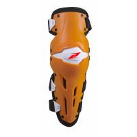 Coppia ginocchiere Zandonà X-TREME KNEEGUARD Arancio Bianco