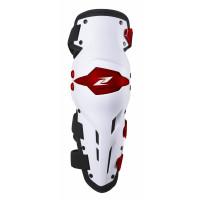 Coppia ginocchiere Zandonà X-TREME KNEEGUARD Bianco Rosso