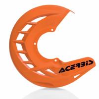 Copridisco anteriore Acerbis 0016057 X-BRAKE Arancio