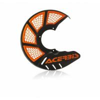 Copridisco anteriore Acerbis 0022264 X-BRAKE 2.0 KTM - HUSQVARNA Nero Arancio