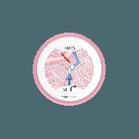 Cover in silicone per navigatore TomTom VIO rosa