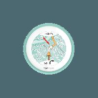 Cover in silicone per navigatore TomTom VIO verde