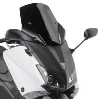 Cupolino Nero Opaco Givi D2013BO specifico per YAMAHA T-MAX 530