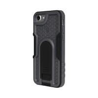 Custodia con supporto Cube X-Guard per iPhone 7 e 8 Nero