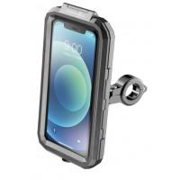 Custodia rigida Cellularline Interphone Armor per smartphone 5.8 pollici per manubri tubolari