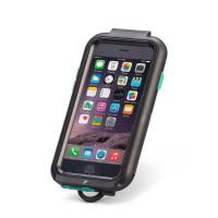 Custodia waterproof Midland con sistema di montaggio per manubri tubolari per iPhone