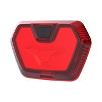 Dispositivo Led Macna LED 2C per giacche con predisposizione Rosso