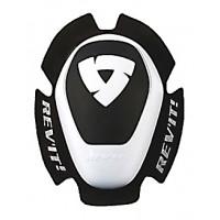 Coppia saponette Rev'it Dual Comp Type A Bianco-Nero