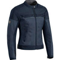 Giacca moto donna Ixon FILTER LADY Navy