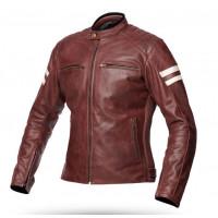 Giacca moto donna pelle estiva Spyke MILANO 2.0 LADY Marrone