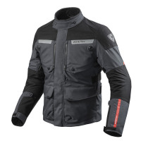 Giacca moto Rev'it Horizon 2 Antracite-Nero