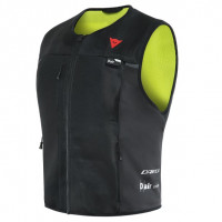 Gilet Air bag Dainese D-Air SMART JACKET Nero Giallo Fluo