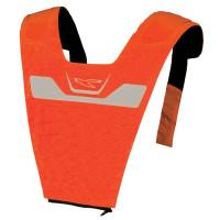 Gilet alta visibilità Macna Vision Vest N arancio fluo