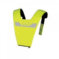 Gilet alta visibilità Macna Vision Vest N giallo fluo