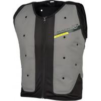 Gilet refrigerante Macna Cooling Vest EVO Grigio Nero