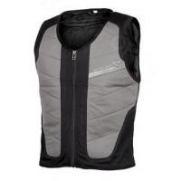 Gilet refrigerante Macna Cooling Vest Hybrid Grigio Nero