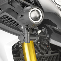 Givi ls5126 Kit attacchi per faretti S310- S320 e S3222 specifici per BMW G310 GS