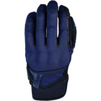 Guanti moto estivi Five RS3 Blu navy