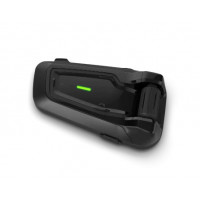 Interfono Bluetooth Cardo PACKTALK BLACK Singolo conference 15 piloti fino a 8km