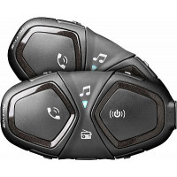 Interfono bluetooth Cellular Line Active doppio